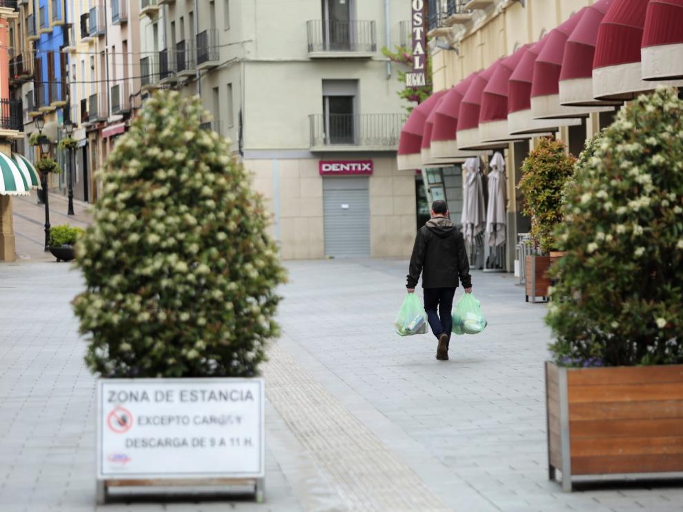 Aragón prepara planes para una progresiva vuelta a la normalidad