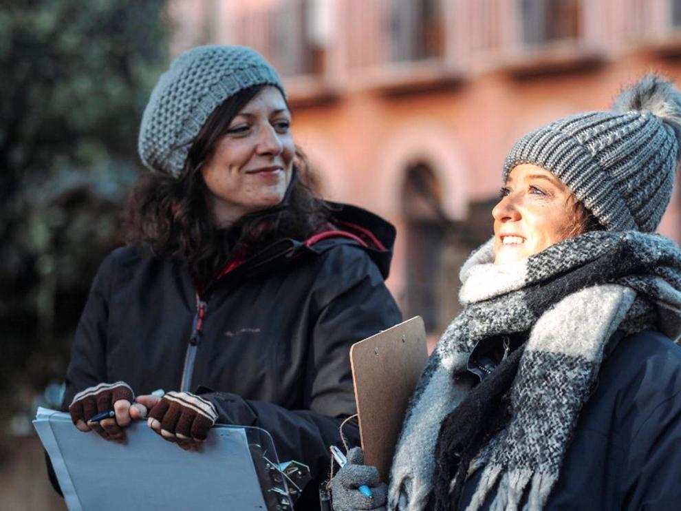 """Estela Rasal: """"Somos los últimos, por autónomos y por pertenecer al sector cultural"""""""