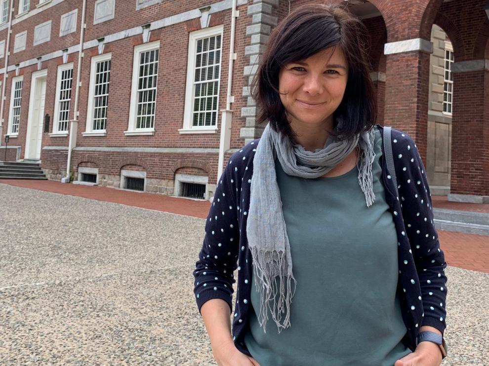"""Beatriz Navarro: """"Nunca el Atlántico me había parecido tan inmenso"""""""