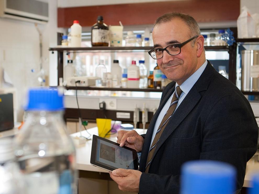 López-Goñi, el científico al que han leído más de 21 millones de personas