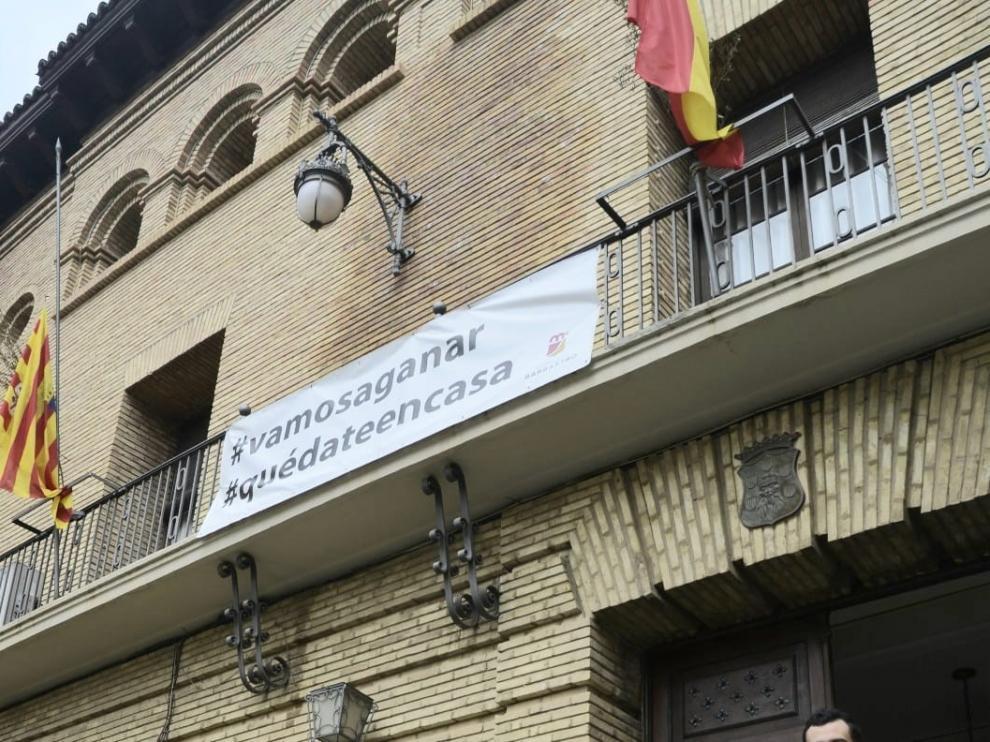 El C.C. Barbastro ha donado material sanitario valorado en 1.000 euros