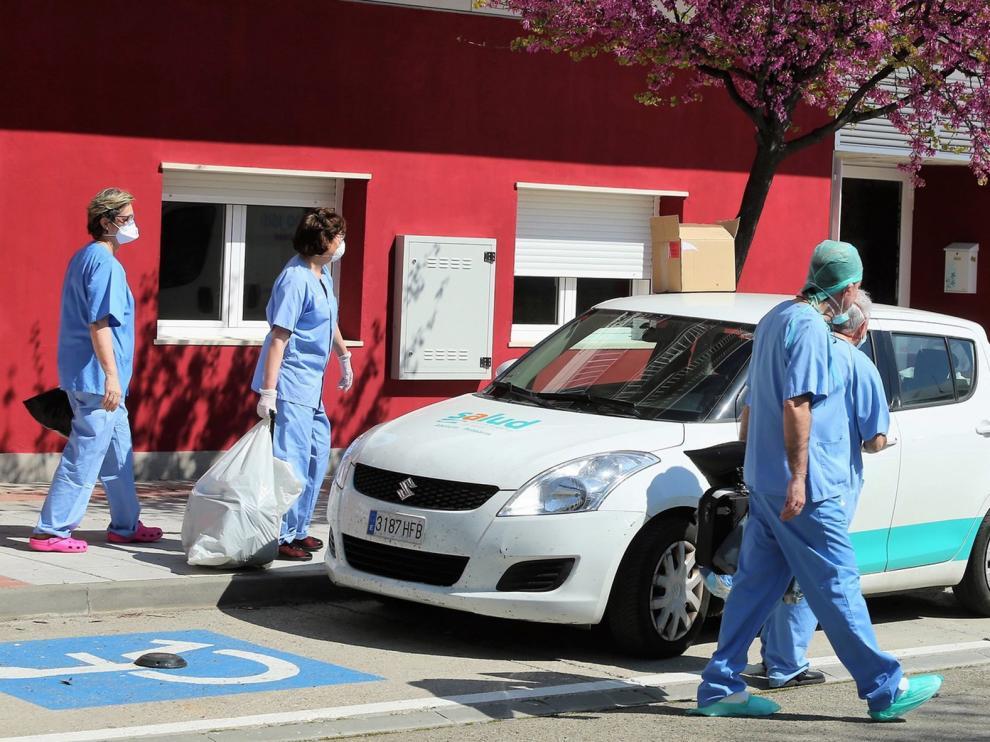 La mitad de las residencias con coronavirus de la provincia de Huesca no ha tenido muertes