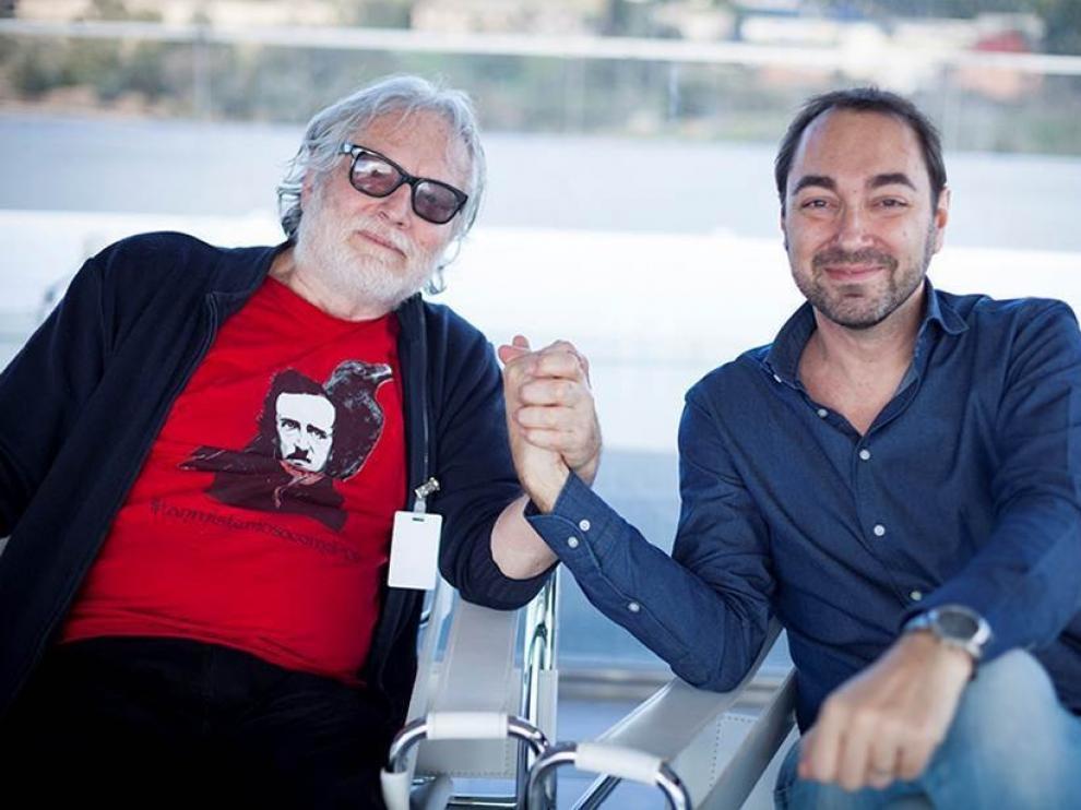Carlo Frabetti y Nando López triunfan con sus últimas obras