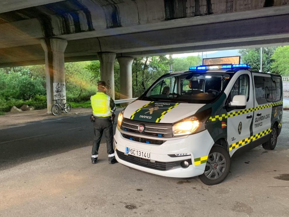 Más de 3.200 denuncias en carreteras durante el fin de semana