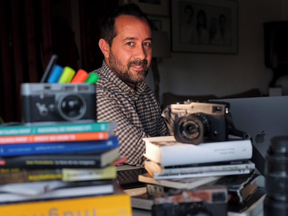 """Pedro Etura: """"Es una buena oportunidad para retomar la fotografía de familia"""""""