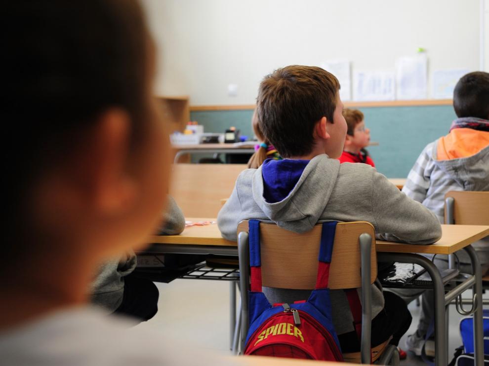 Cuatro colegios de la provincia de Huesca prueban sus proyectos de tiempos escolares para el próximo curso