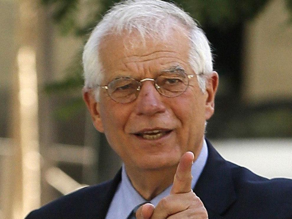 """Borrell pide """"subir un escalón más"""" en solidaridad europea para enfrentar la crisis del coronavirus"""