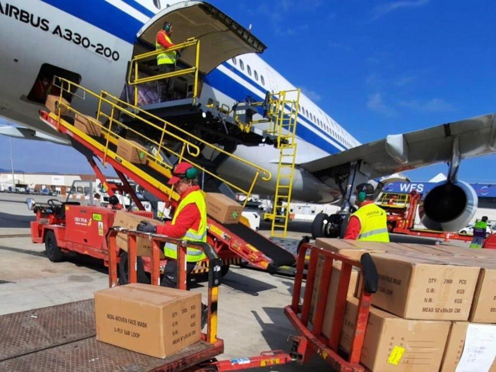 El tráfico aéreo nacional, el primero en retomarse una vez que se alivie la crisis del coronavirus