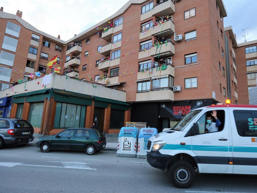 Nueve contagios más de coronavirus elevan a 1.036 los casos en la provincia de Huesca