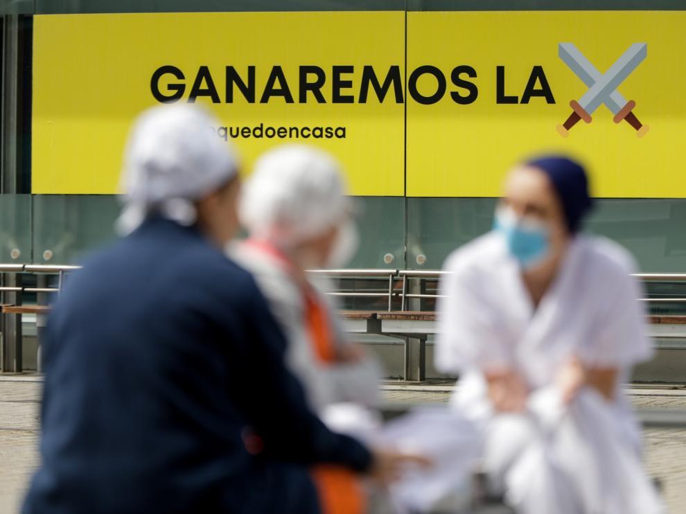 España suma 430 muertes en las últimas 24 horas, un leve incremento frente a los últimos días