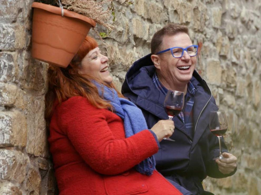 Jorge Cadaval viaja a Aínsa en su estreno de 'El Paisano'