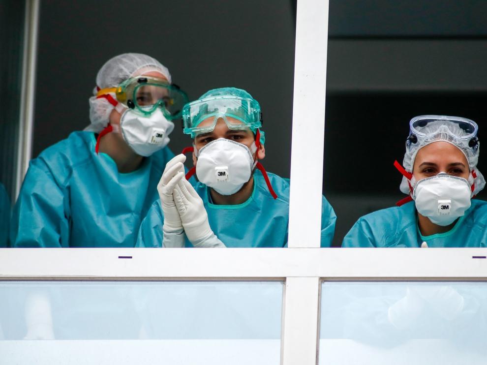 Satse pide que las bajas por coronavirus sean por accidente laboral