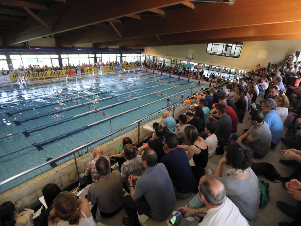 El Patronato Municipal de Deportes de Huesca sigue cuidando las instalaciones