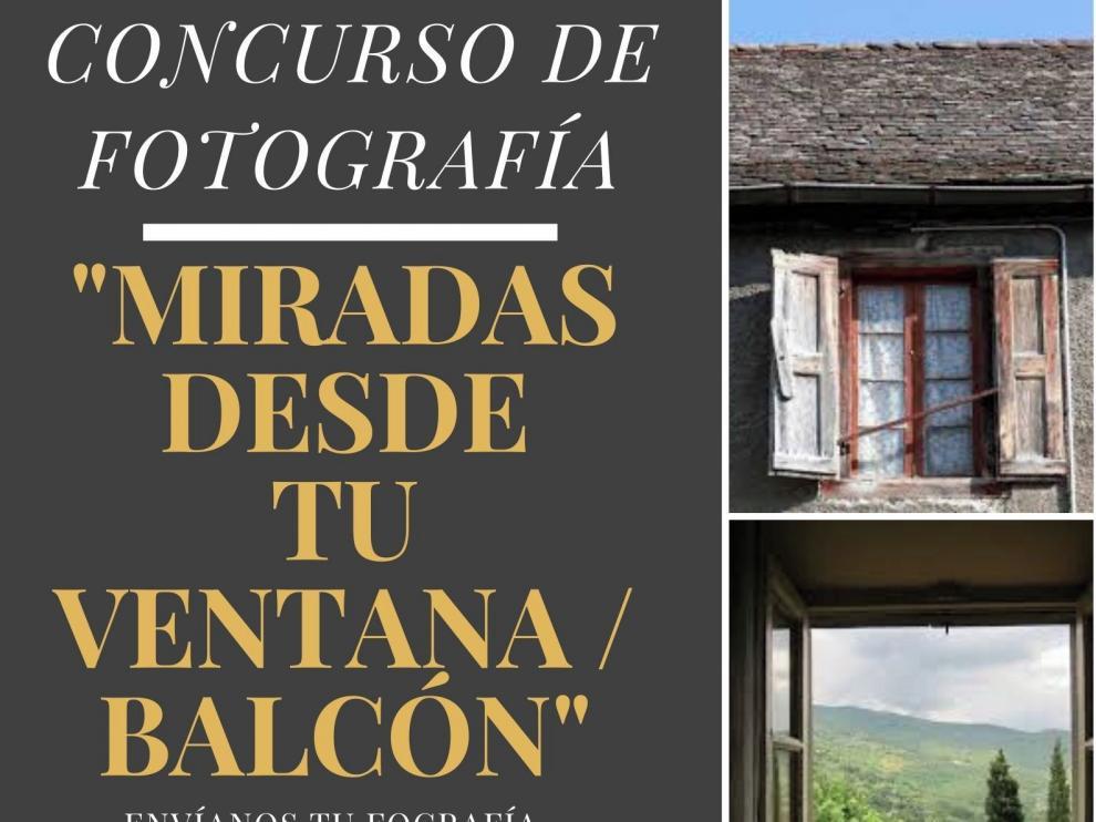 Sallent propone mirar desde el balcón a través de la cámara de fotos