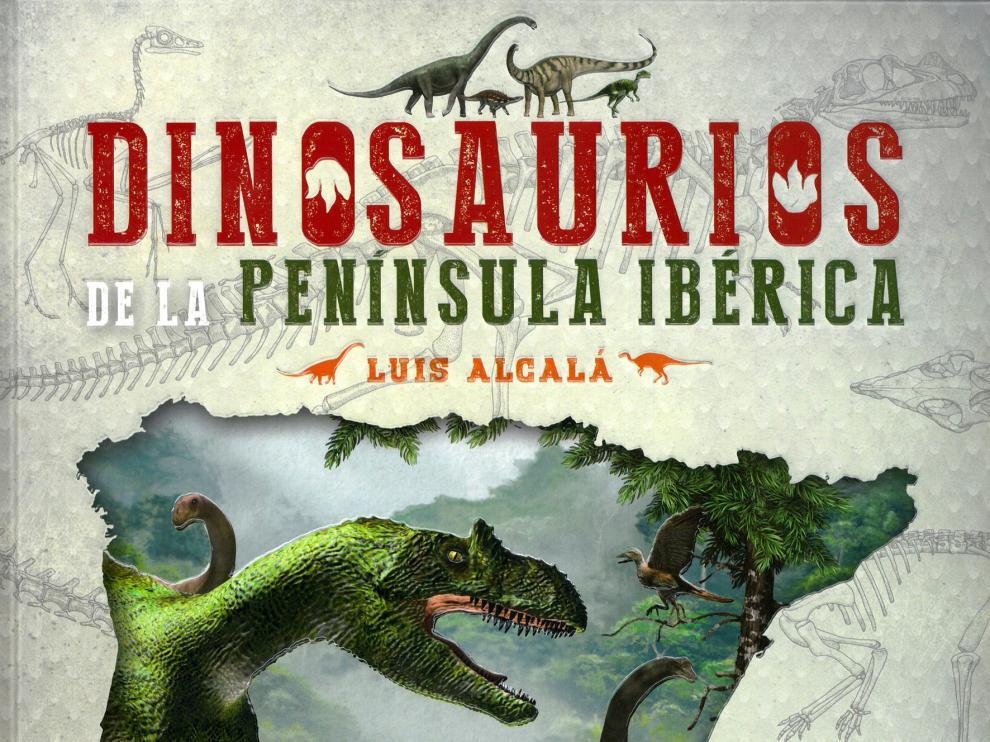 Un libro recopila e ilustra los dinosaurios ibéricos