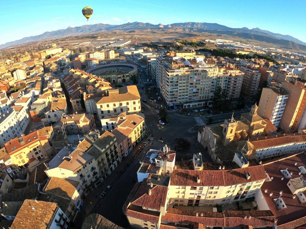 La población de la provincia de Huesca creció en 2019 por la inmigración