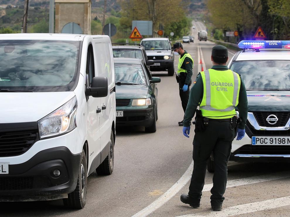 Casi 3.300 propuestas de sanción en Huesca por incumplimientos del confinamiento por el coronavirus