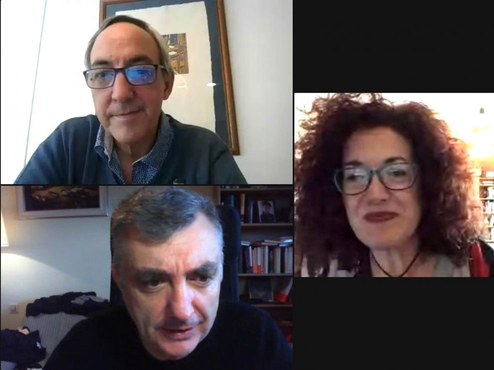 """Manuel Vilas: """"Todavía no se ha construido un discurso sobre esta crisis"""""""