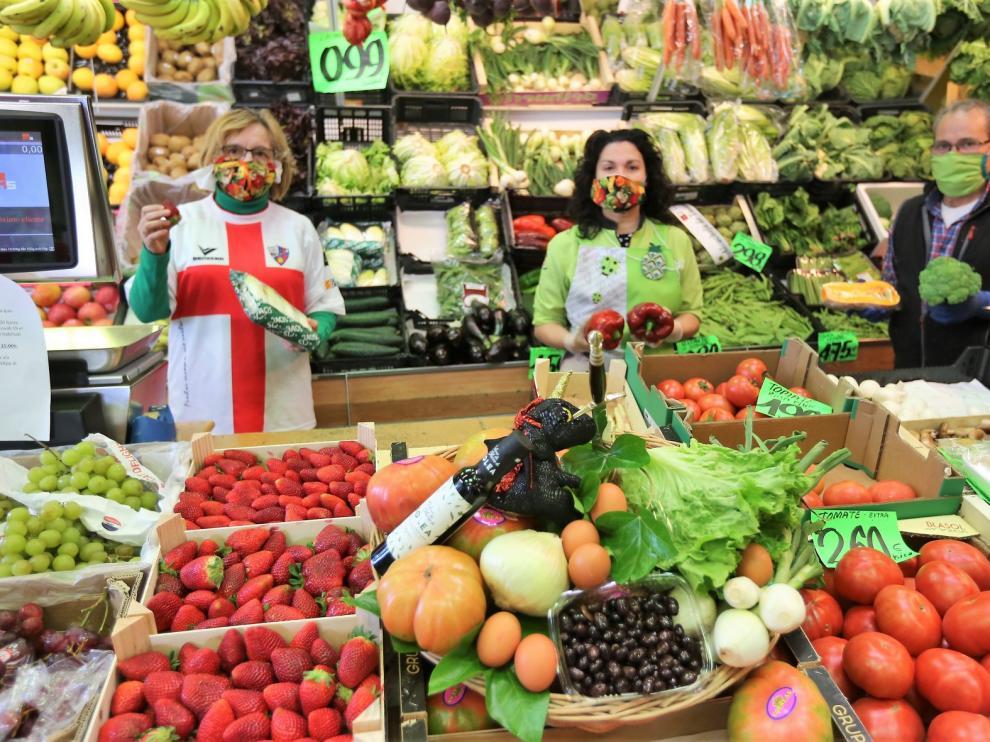 Nutrirse contra la covid-19, con la calidad y amabilidad de tiendas y supermercados