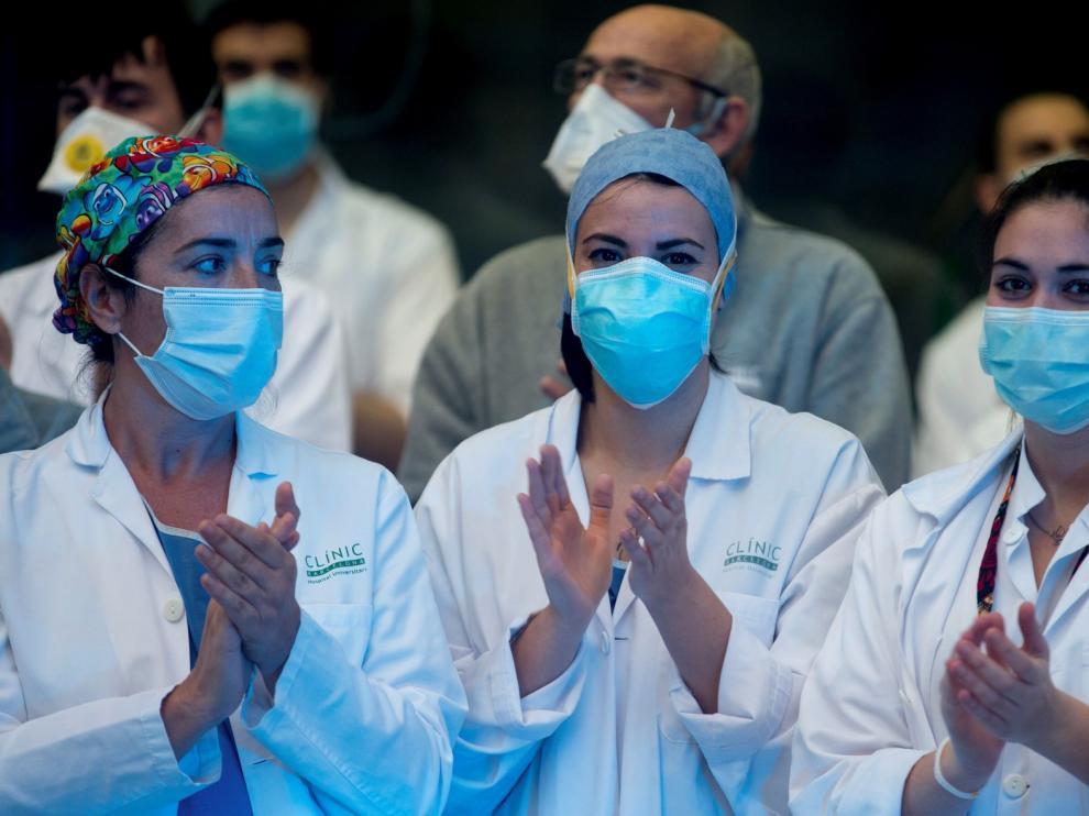 Todos los colegios sanitarios se unen para exigir material protector ante el coronavirus