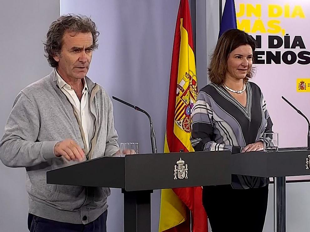 Primer día con más curados que nuevos casos notificados por Covid-19 en España