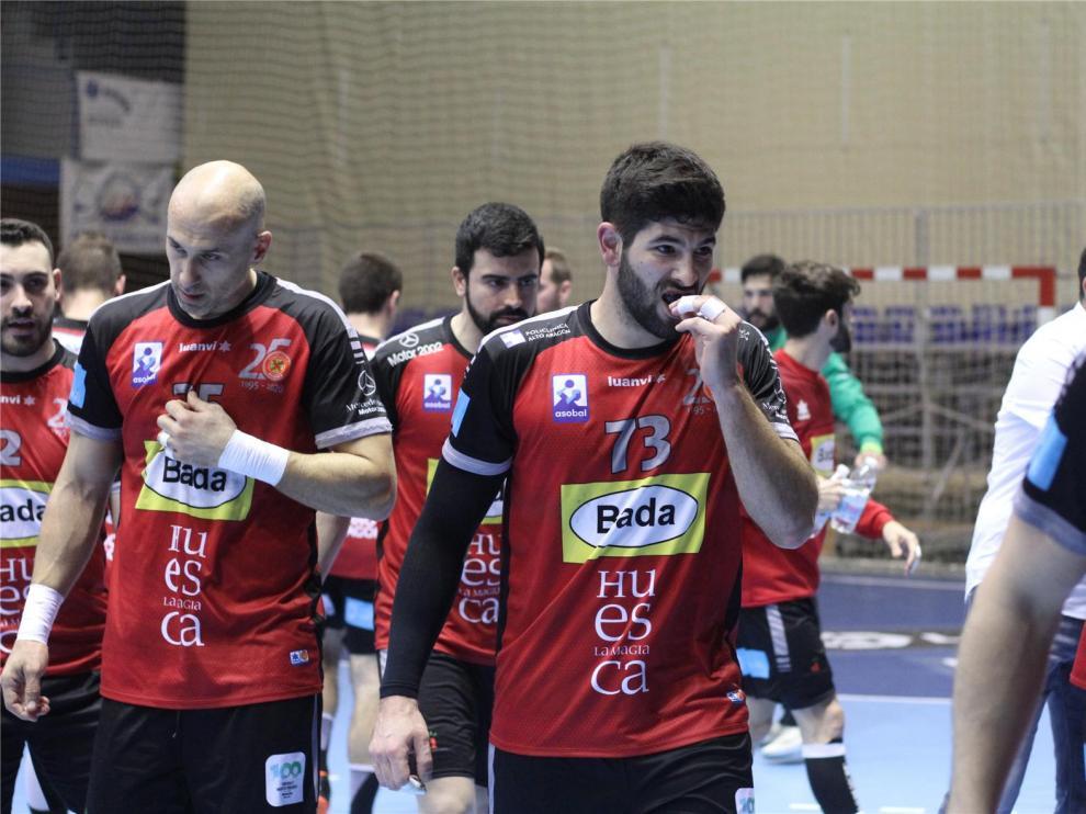 Bada Huesca seguirá la próxima campaña en la Liga Asobal
