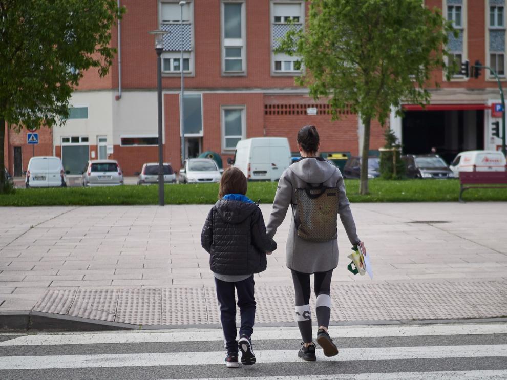 Los niños podrán bajar a las zonas comunes vecinales sin agruparse