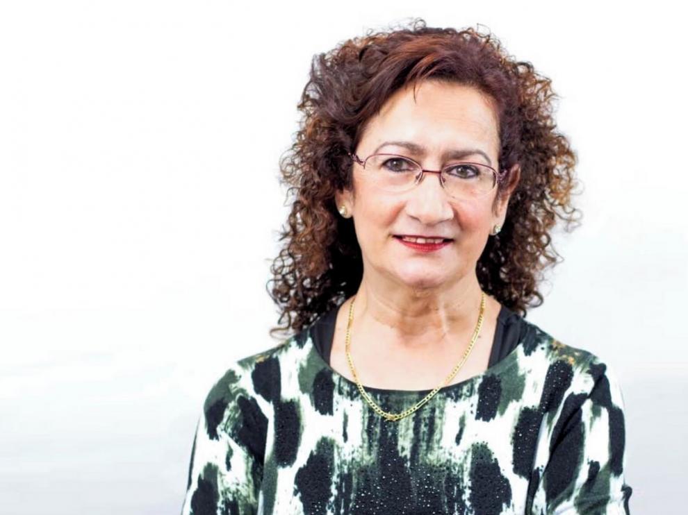 """Pilar Villacampa: """"No hay que soñar en otros planetas, sino proteger el nuestro"""""""