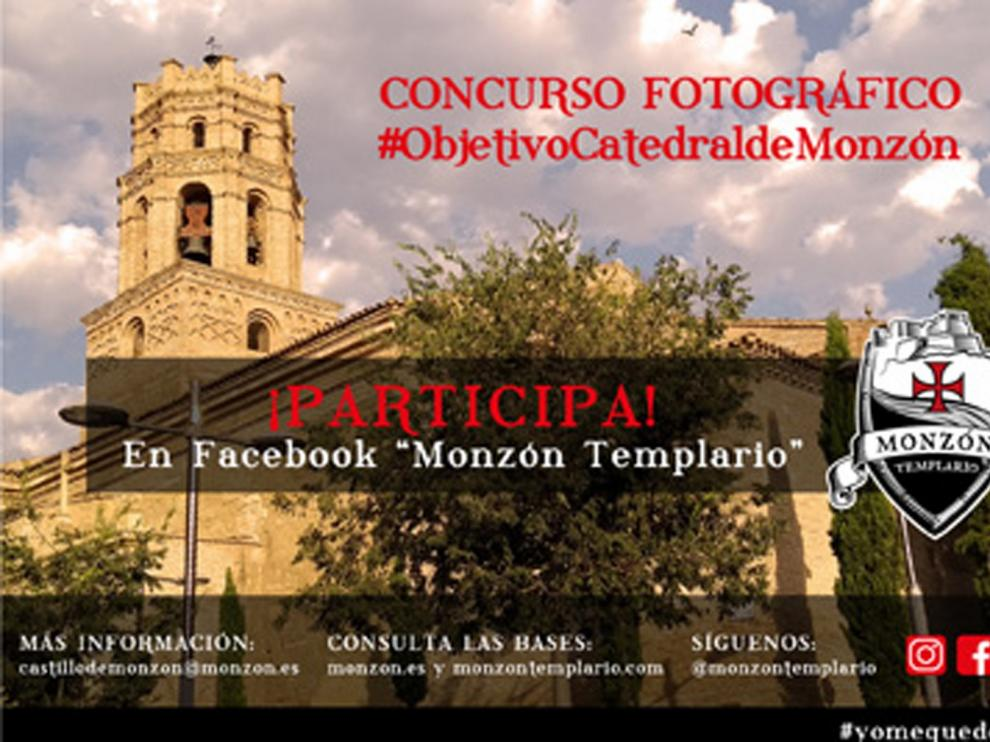 Monzón organiza un concurso fotográfico