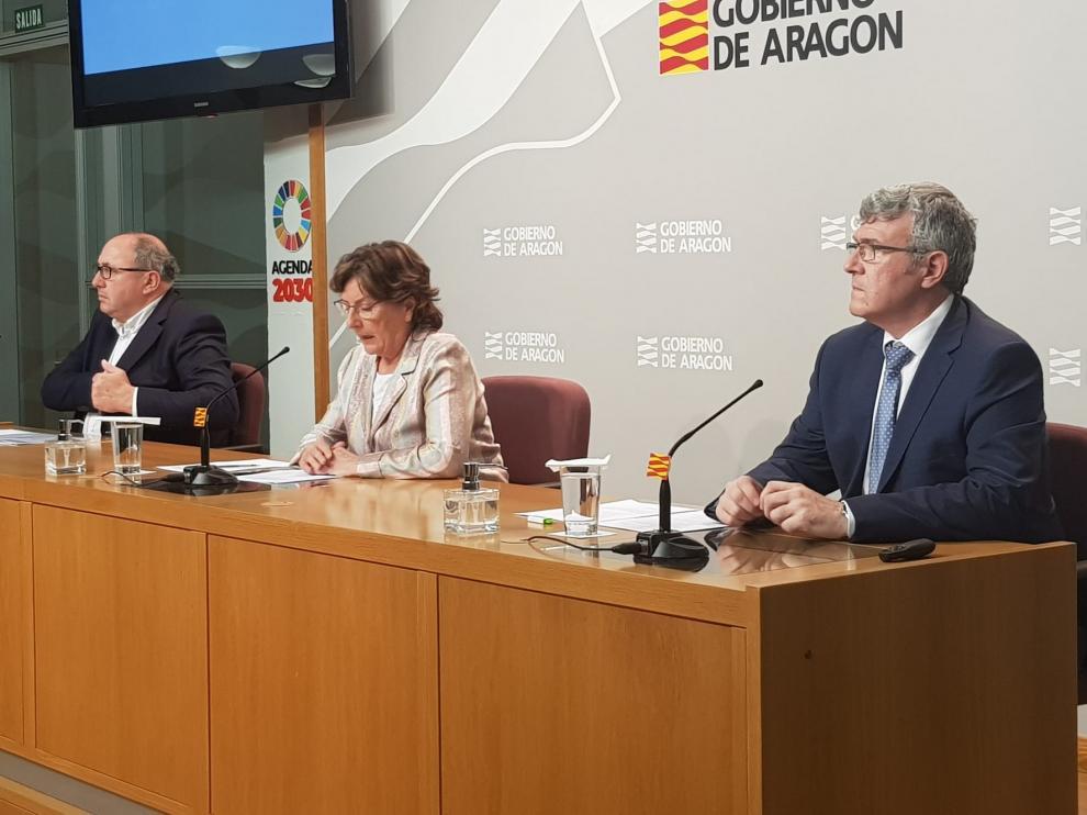"""Cuatro de las primeras residencias de Aragón que presentaron brote de coronavirus reciben el """"alta"""""""