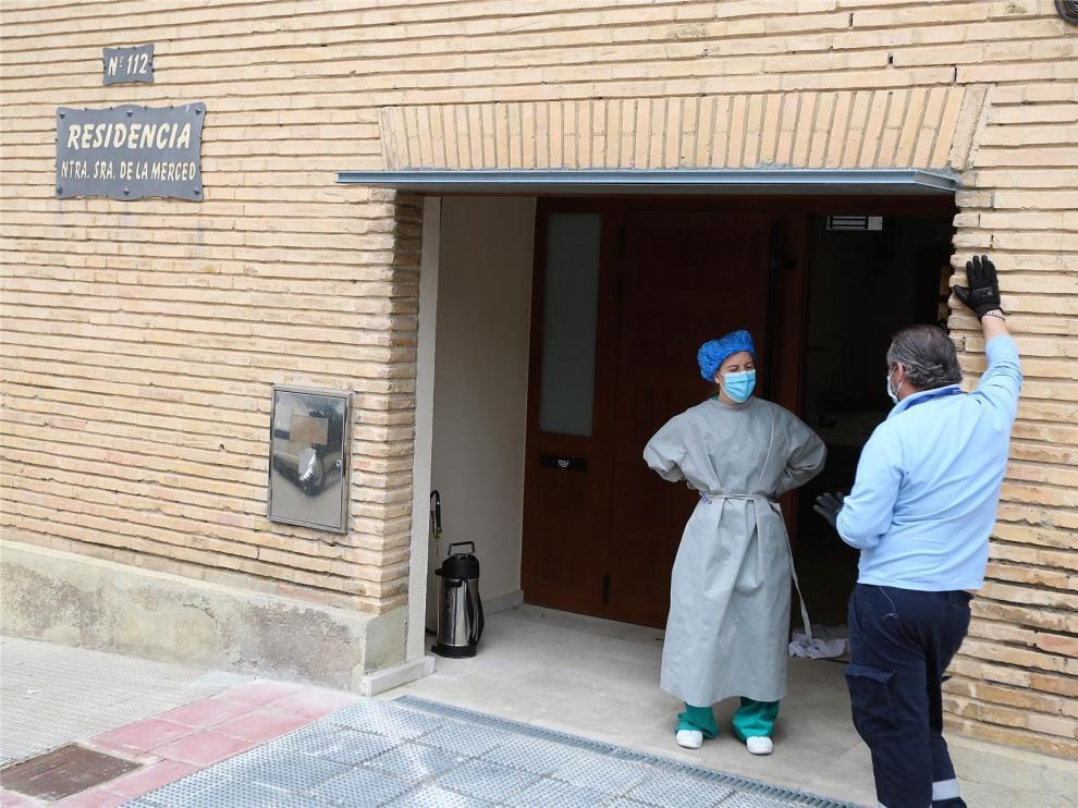 El saldo mortal de la epidemia de coronavirus roza el centenar de altoaragoneses
