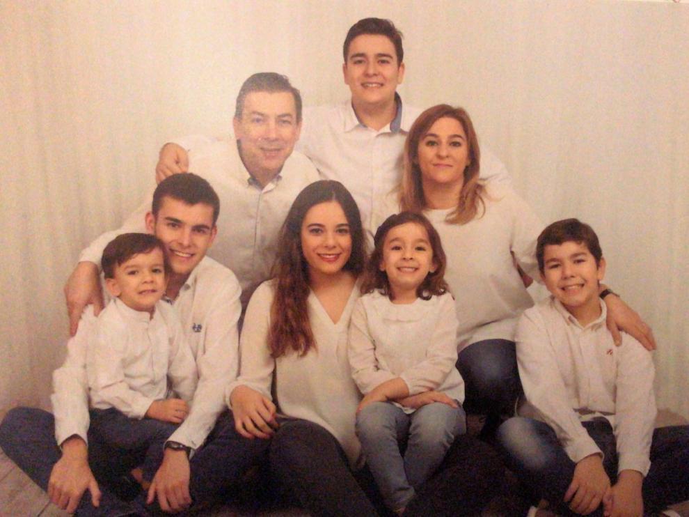 """Familia Altemir Bayo:"""" Salir es un deseo de todos, sobre todo de los más pequeños"""""""
