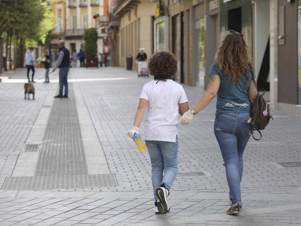 La provincia de Huesca suma 5 nuevos casos de coronavirus, solo 1 en las comarcas orientales y 2 en la capital