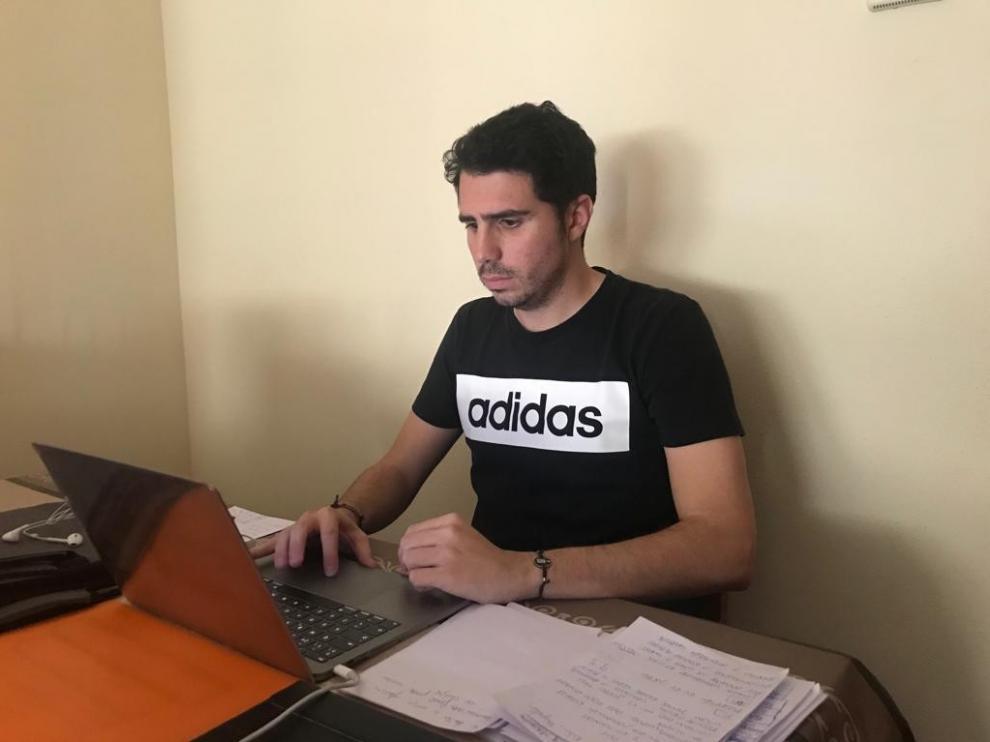 """Sensaciones positivas de los """"adrianes"""" del Huesca"""