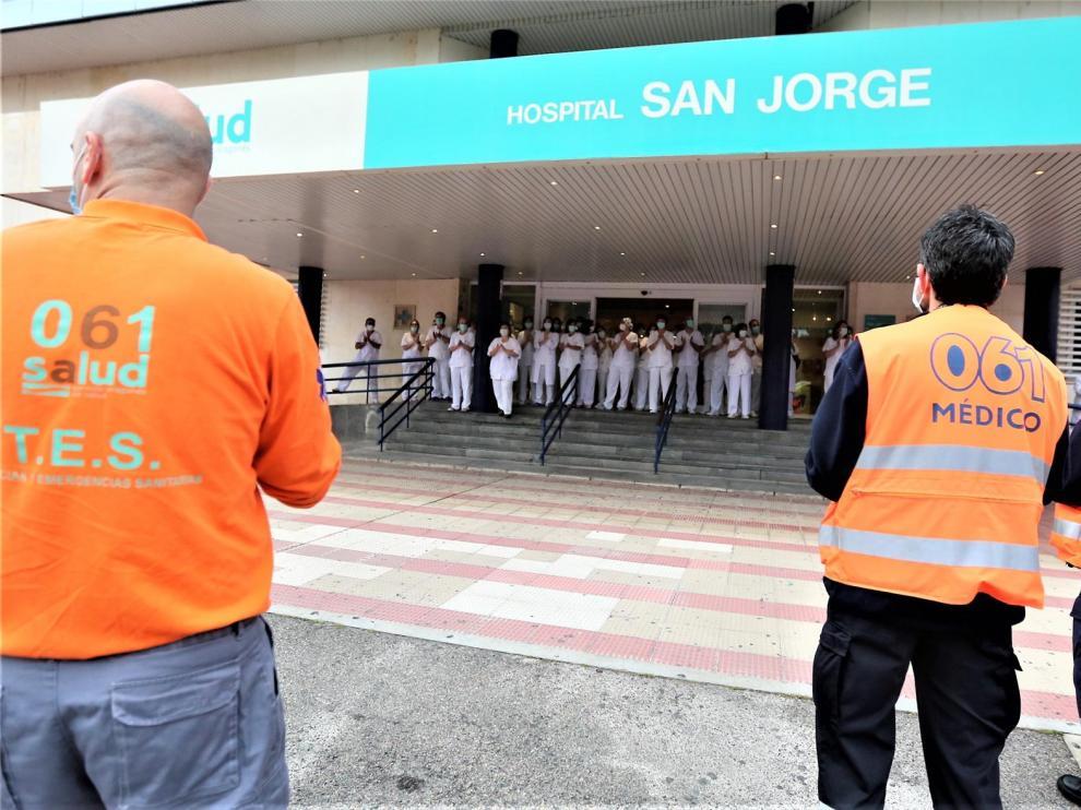 La provincia de Huesca registra 5 nuevas altas de coronavirus y los ingresos en hospital y en UCI se mantienen sin cambios