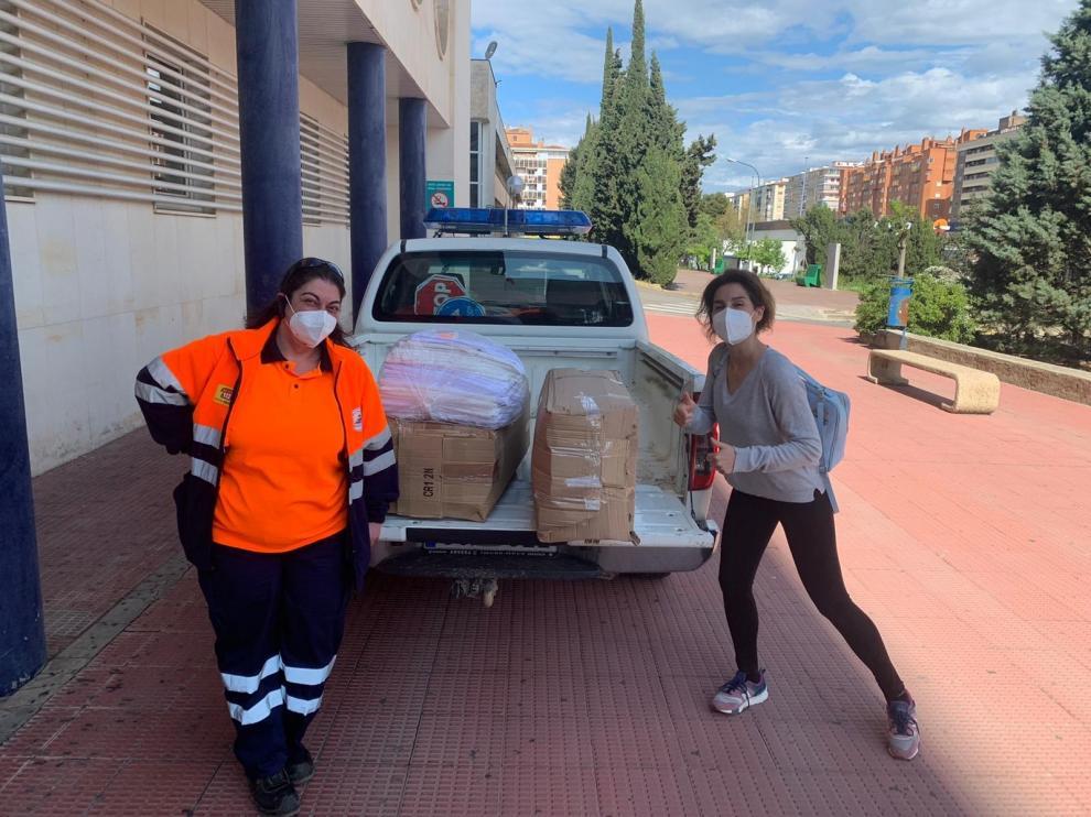 """La Asociación de Amigos del Camino de Santiago de Huesca, """"en el corazón de la solidaridad europea"""""""
