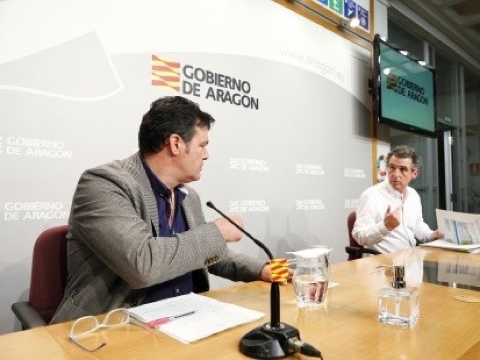 El Gobierno de Aragón remite a Sanidad un plan de desescalada en cuatro fases y por tramos de población