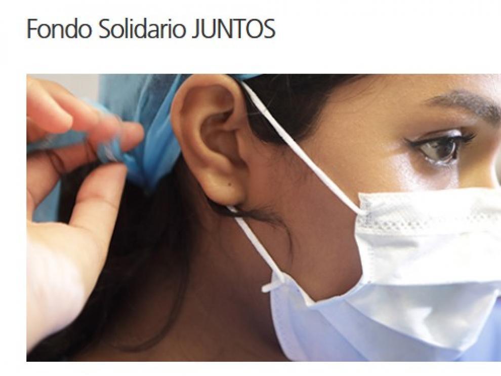 El Santander destina 100 millones de euros a iniciativas solidarias para combatir la pandemia del coronavirus