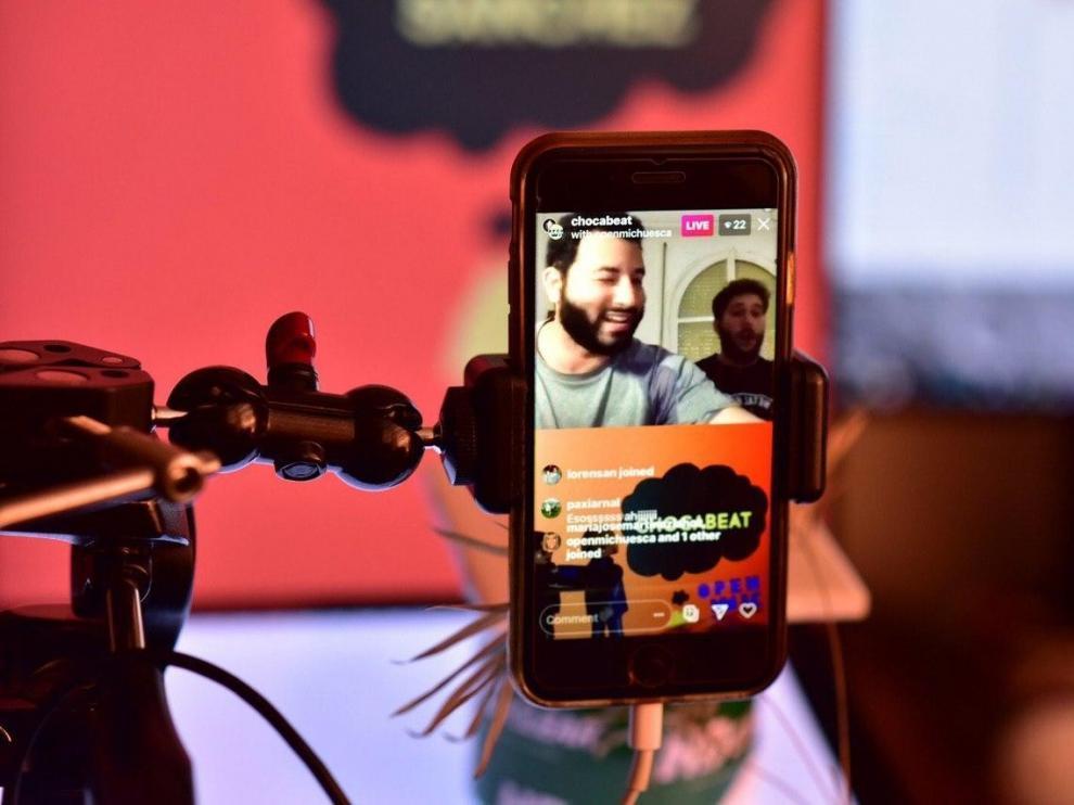El festival openMIC ofreció su edición online más internacional