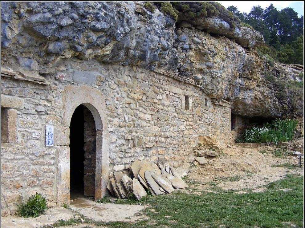 La romería a la Virgen de la Cueva de Jaca, suspendida