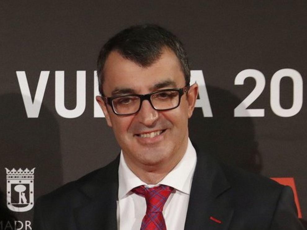 """Javier Guillén: """"Estamos trabajando para que haya Vuelta a España"""""""