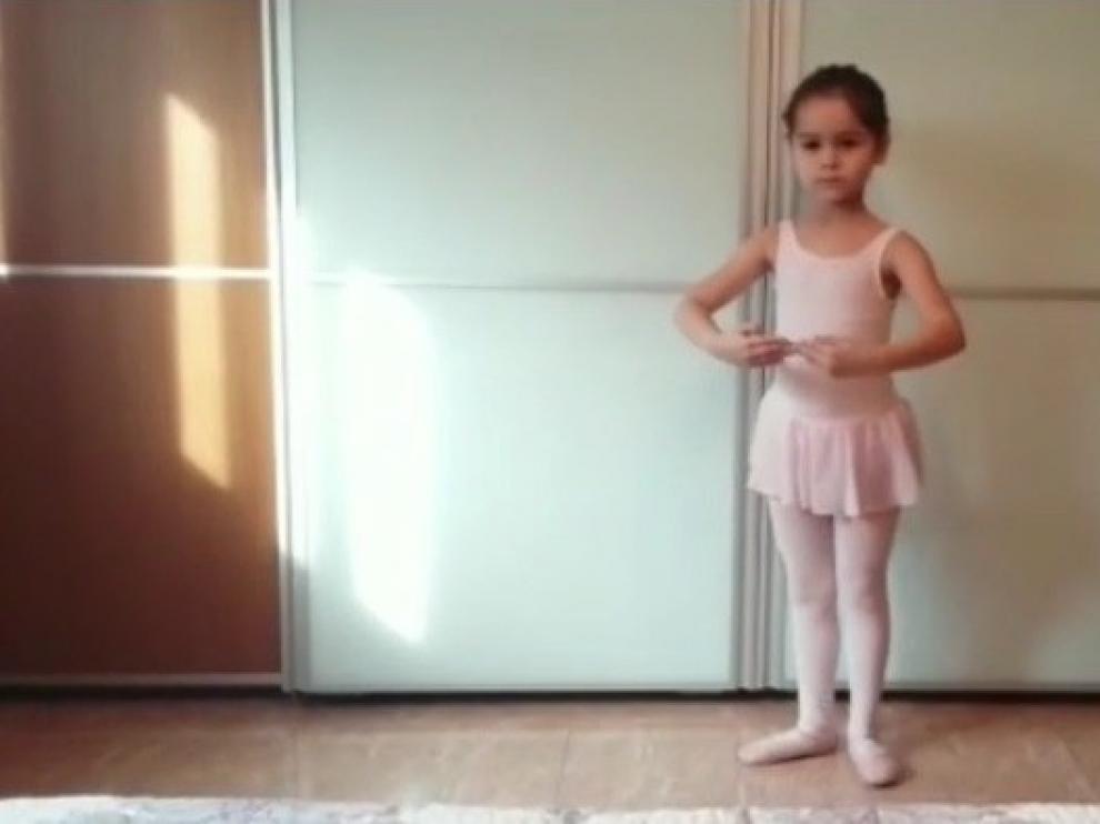 Academias y escuelas del Alto Aragón celebran el Día Internacional de la Danza