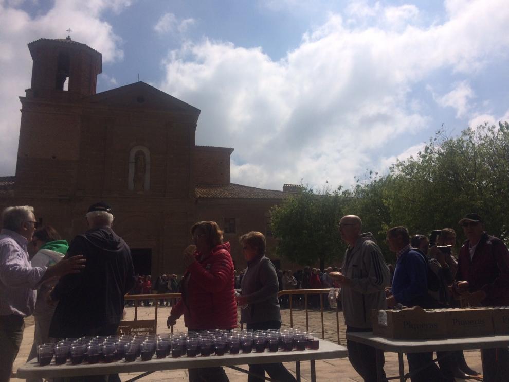 Suspendidas las romerías a Loreto de todo el mes de mayo