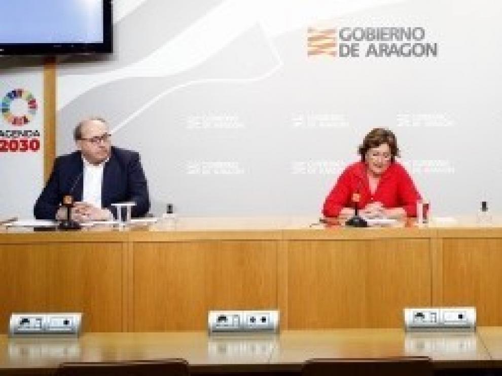 Las residencias de Aragón autorizan las visitas para despedir a un familiar