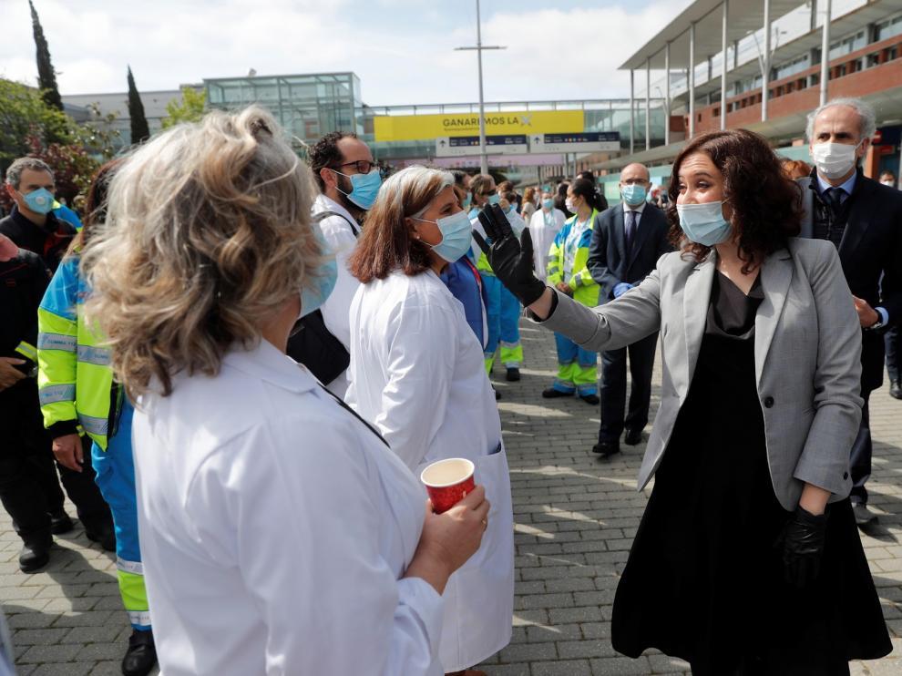 El hospital de Ifema cierra entre críticas de la oposición a Díaz-Ayuso