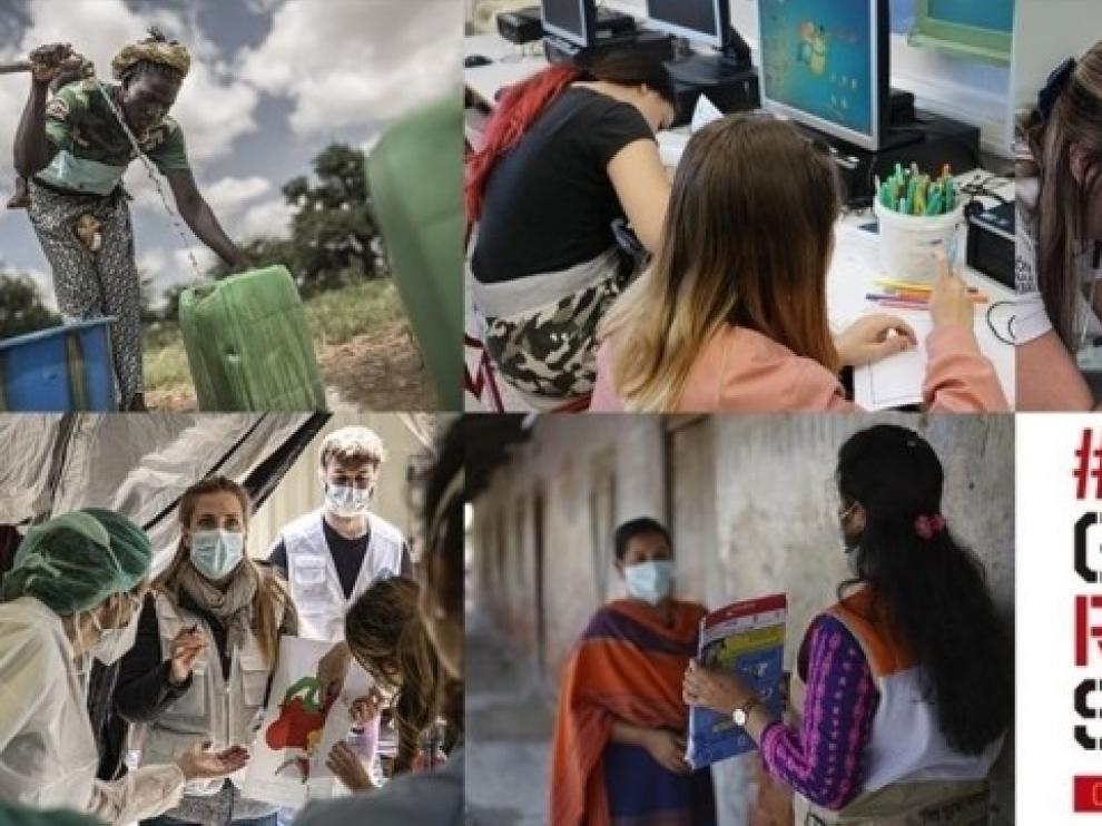 #ElGranRetoSolidario une a cien artistas para apoyar a enfermos de la covid-19