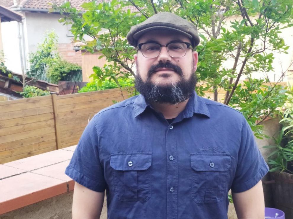 """Chuan Carlos Bueno: """"Poner el ribagorzano por escrito es luchar contra una situación de injusticia"""""""