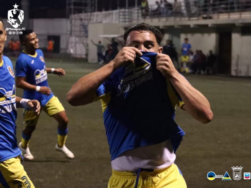 Pablo Gállego vuelve a ser decisivo en la final del Torneo Apertura de Nicaragua