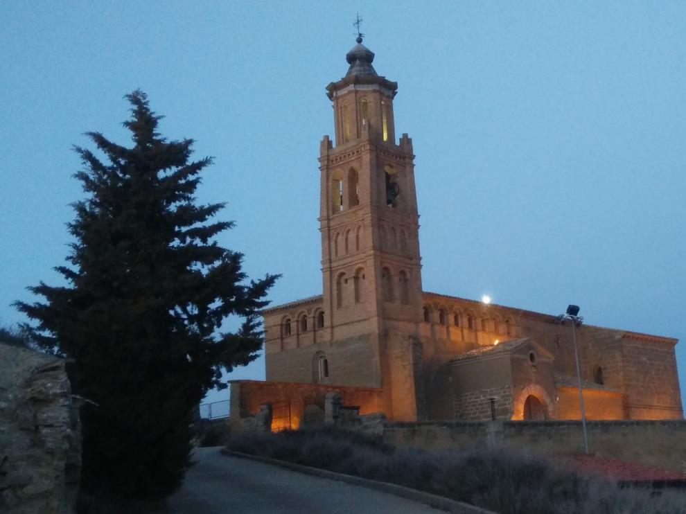 Alcalá de Gurrea: Patrimonio rico y tradiciones definen a la localidad