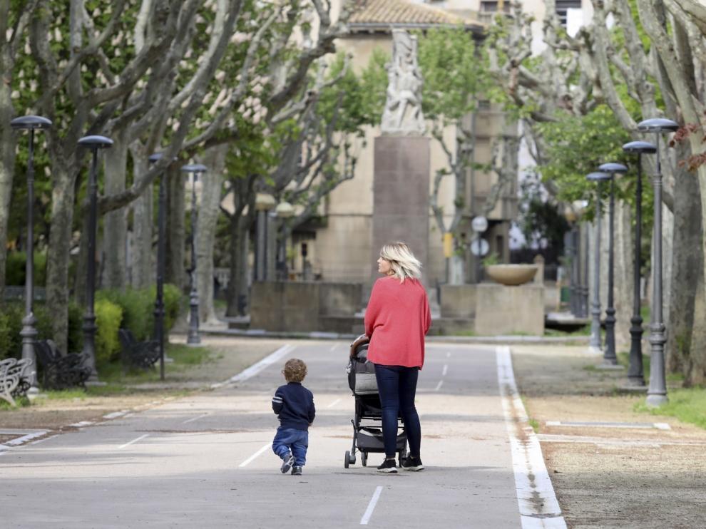 Las asociaciones vecinales de Huesca piden mantener la responsabilidad